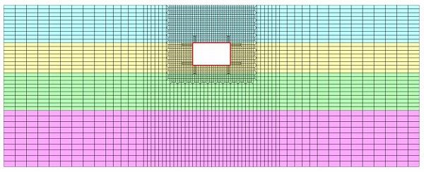 図-3 FEM解析モデル